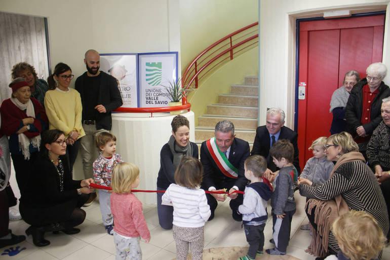 Il centro per le famiglie ha una nuova casa in via ancona for In cerca di una nuova casa