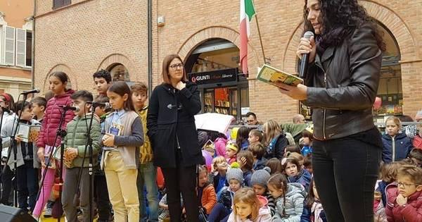 Libriamoci, una mattina in centro città / Cesena / Home - Corriere Cesenate