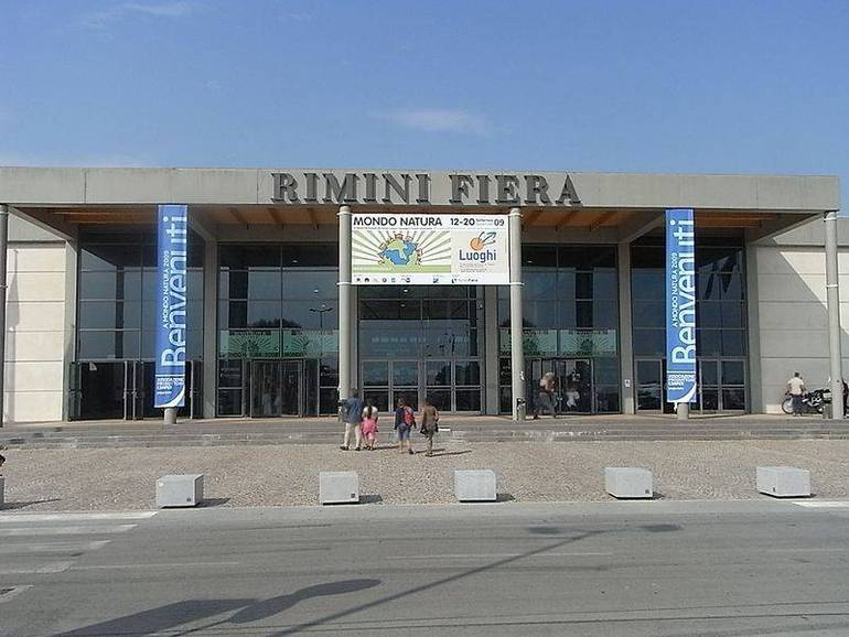 Fiera Rimini (wikimedia commons)