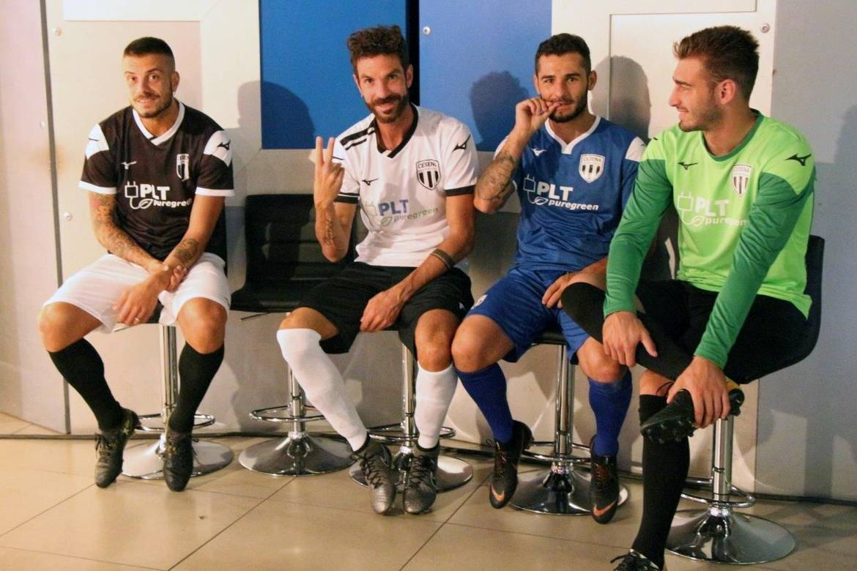 Le nuove divise del Cesena FC / Sport / Home - Corriere ...