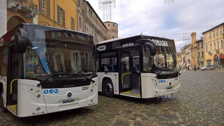 Nuovi bus in arrivo sulle linee di cesena cesena home corriere cesenate - Orari bus cesena bagno di romagna ...