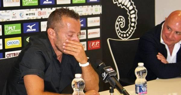 Cesena Fc. L'addio al calcio giocato da parte di De Feudis ...