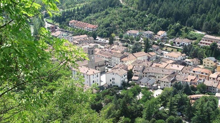 Open day alle terme sant 39 agnese valle savio home corriere cesenate - Sant agnese bagno di romagna ...